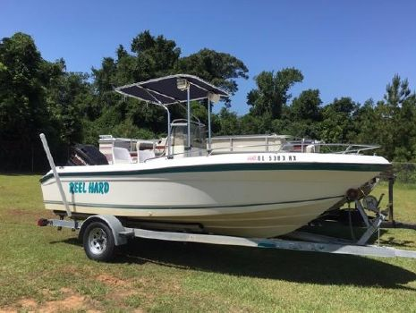 1995 Wahoo 1860 Center Console