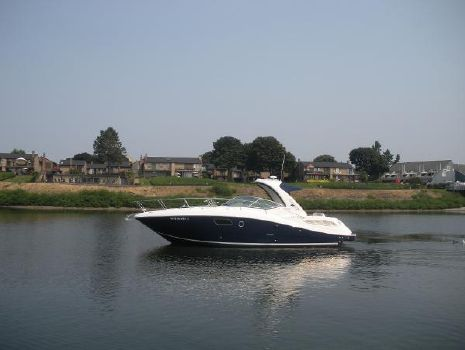 2011 Sea Ray 350 Sundancer