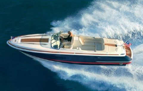 2009 Chris-Craft Corsair 28 Manufacturer Provided Image