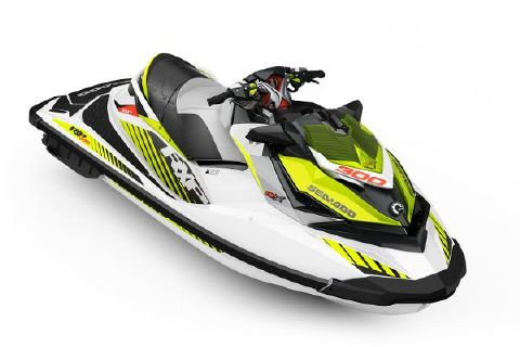 2016 Sea-Doo RXP-X 300 Manufacturer Provided Image