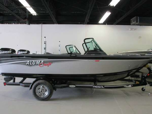 Alumacraft trophy new and used boats for sale for Fish and ski boats for sale craigslist