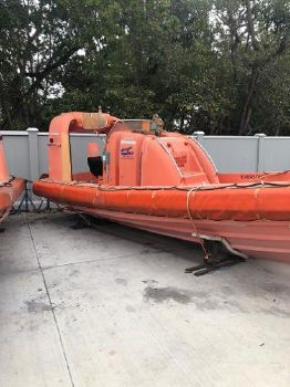 2000 Nor Star Fire Rescue Boat