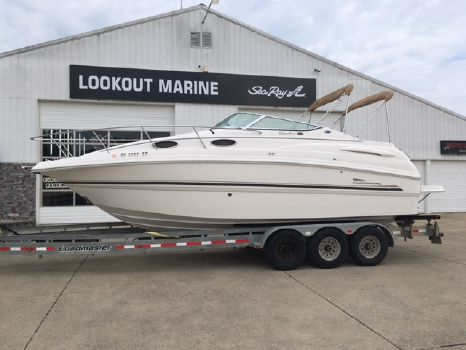 2003 Chaparral Signature 260