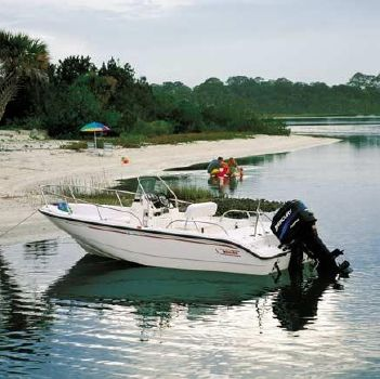 2005 Boston Whaler 180 Dauntless