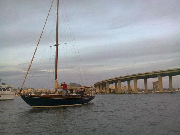 1964 Hinckley Bermuda 40' Custom Classic