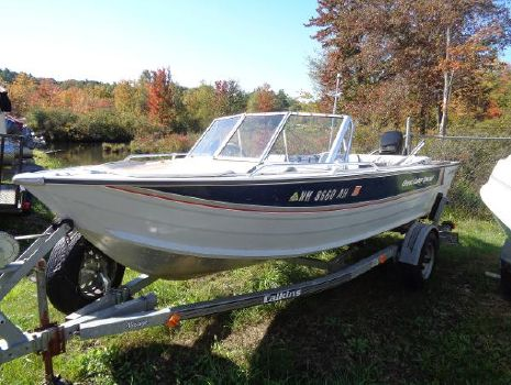 1989 Sea Nymph Great Lake Special