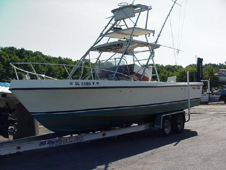 1974 Mako Sea Senor
