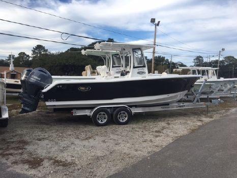 2017 Sea Hunt 25 Gamfish