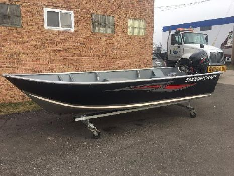 Page 1 of 1 smoker craft boats for sale in michigan for Smoker craft alaskan 15