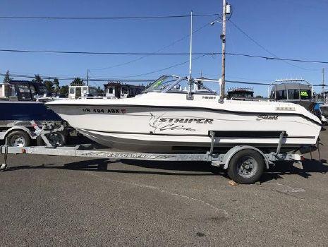 2004 Seaswirl 1851 Striper