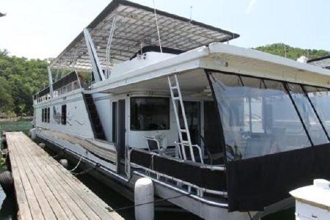 1999 Sumerset Houseboats 18' x 80' Widebody