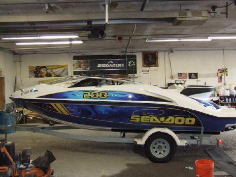 2007 Sea-Doo Sport Boats 200 Speedster  (430 hp)