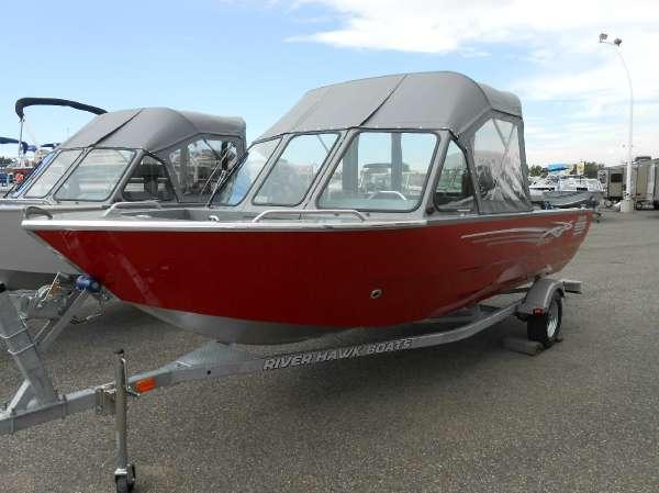 2014 River Hawk Sea Hawk 18 Sport