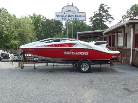 2007 Sea-Doo Sport Boats Speedster 200 (430 hp)
