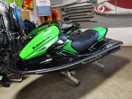 2015 Kawasaki STX15F