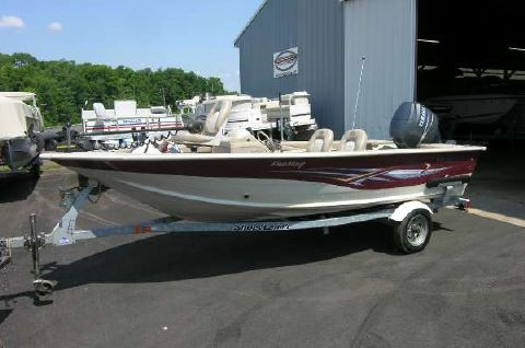 2006 Smoker-craft 161 Stinger