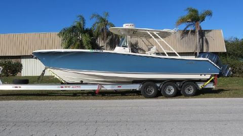 2012 Pursuit 310 ST Sport Tender