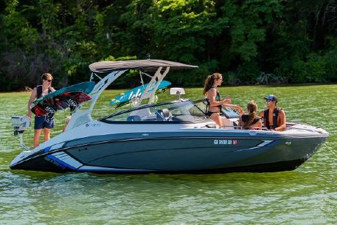 2019 Yamaha Boats 212X Manufacturer Provided Image