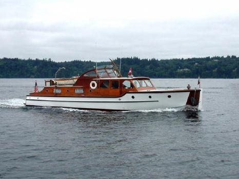 1942 Monk-Grandy 50' Cruiser
