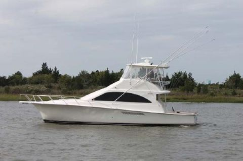 2006 Ocean Yachts 46 Convertible Sportfish Main Profile