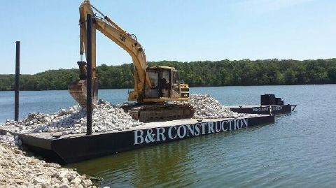 2015 Other Sectional barge