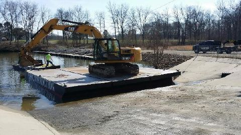 2016 Other Sectional barge