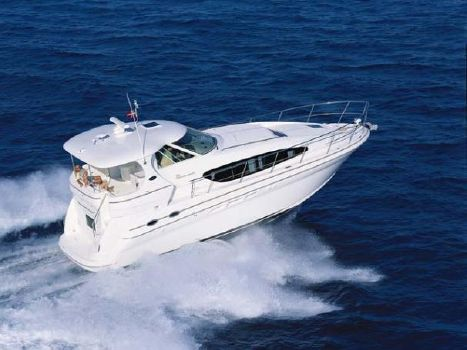 2005 Sea Ray 390 Motor Yacht Manufacturer Provided Image