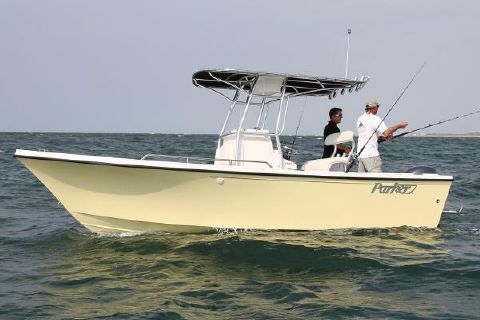 2017 Parker 2100 Center Console Manufacturer Provided Image