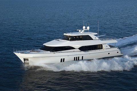 2017 Ocean Alexander 100 Motoryacht