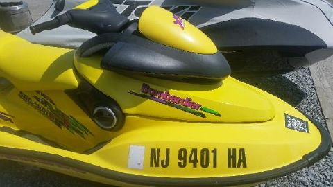 1997 Sea Doo XP -  new