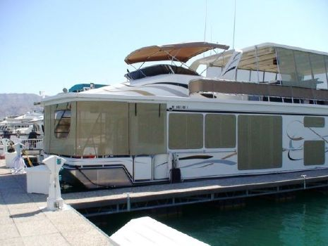 2001 Fantasy Houseboat Custom Houseboat Photo 1