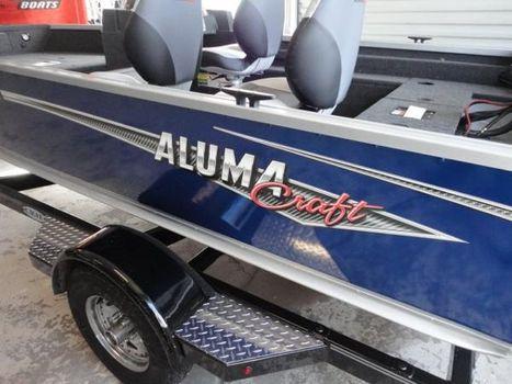 2017 Alumacraft Classic 165 CS