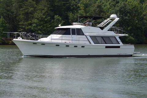 1993 Bayliner 4588 Motoryacht