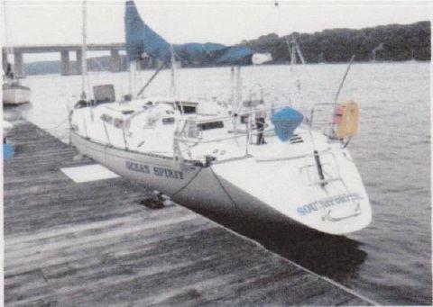 1986 C&C  44 Keel/Centerboard