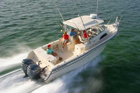 2005 Grady-White Marlin 300 Manufacturer Provided Image