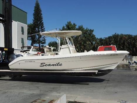 2015 Cobia Boats 256 Center Console