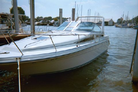 1991 Sea Ray 270 Sundancer