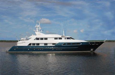 1998 Swiftships Tri-Deck