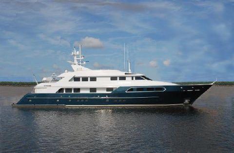 1998 Swiftships 153 Tri-Deck