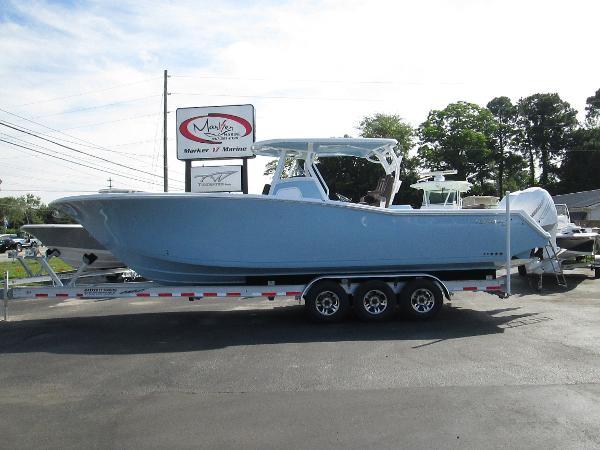 2017 Tidewater Boats 320 CC