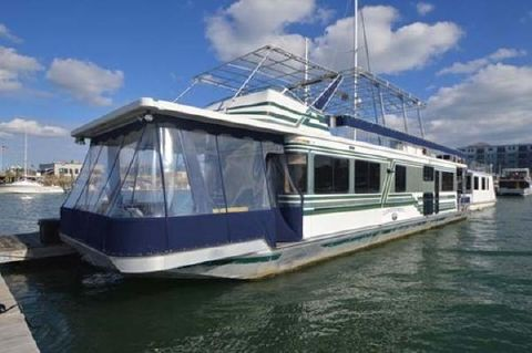1993 Sumerset Houseboat Main Profile