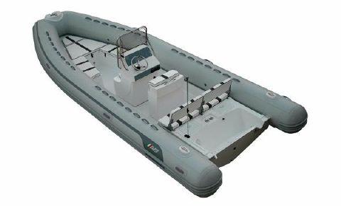 2017 AB Inflatables Oceanus 24 VST