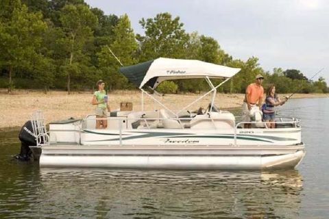 2007 Fisher Freedom 220 DLX FISH