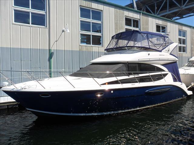 2013 Meridian 391 Sedan