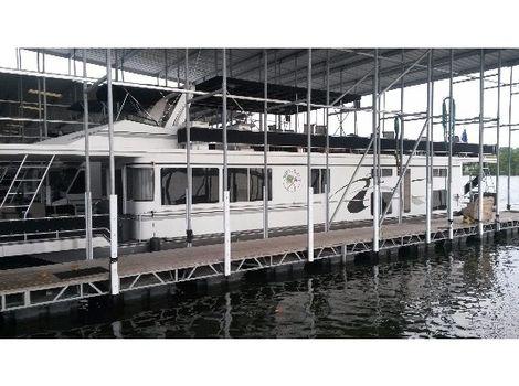 2002 Fantasy Houseboat Atlantis