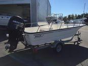 2014 Boston Whaler 170 Montauk