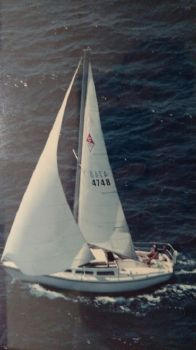1981 Catalina C27 Sloop