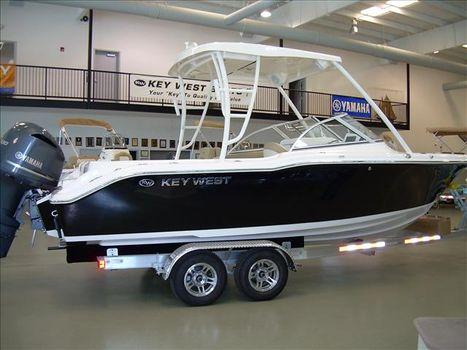 2016 Key West Boats, Inc DUAL CONSOLE 239DFS