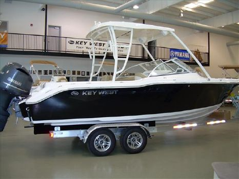 2016 Key West Boats, Inc DUAL CONSOLE 239DFS
