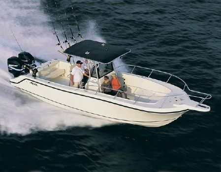 2002 Mako 282 Center Console Manufacturer Provided Image